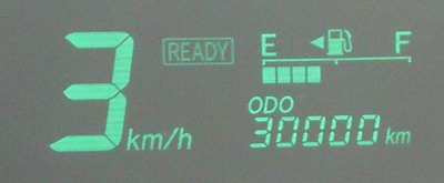 3km/h&30000km